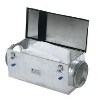 Sirkulær filterkassett